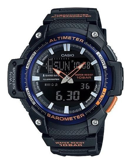 Relogio Casio Sgw-450h-2b Sgw-100 Sgw-300 Sgw-500 Sgw-400