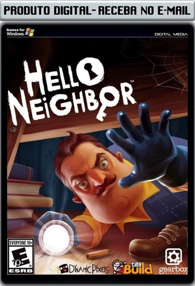 Hello Neighbor Legendado - Pc - Envio Digital