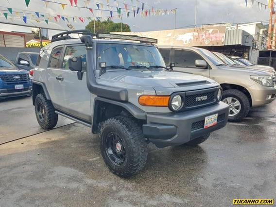 Toyota Fj Cruiser Edicion Especial