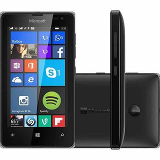 Microsoft Lumia 435 Dual Sim Tv Digital Celular