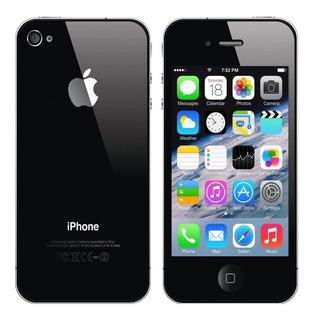 iPhone 4s 16gb Libre Accesorios * Estetica 8 A 10