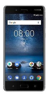 Nokia 8 Android One (pie) 64 Gb Unlocked Smartphone (