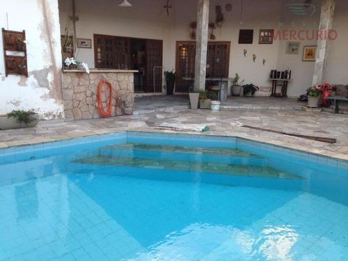 Casa Com 2 Dormitórios À Venda, 330 M² Por R$ 850.000,00 - Parque Jardim Europa - Bauru/sp - Ca2407