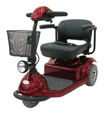 Locaçao De Scooter Motorizadas /triciclo Eletricos