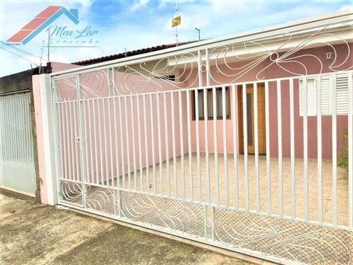 Imagem 1 de 9 de Casa A Venda No Bairro Jardim Residencial Villa Amato Em - Ca 011-1