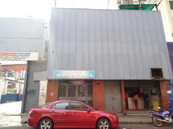 Hotel En Venta,san Martin,caracas,mls #20-14687