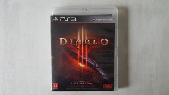 Diablo 3 - Ps3 - Original - Mídia Física