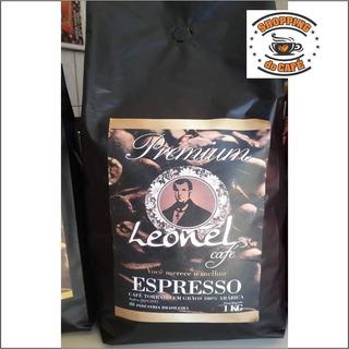 Café Máquina Expresso Grãos Torrado 26kg Gourmet Certificado