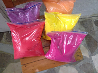 10 Kilos De Colores Surtidos Polvo Holi