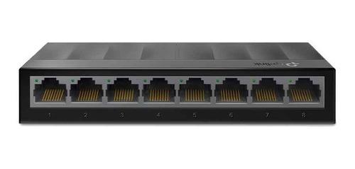 Imagen 1 de 1 de Switch Gigabit 8 Puertos