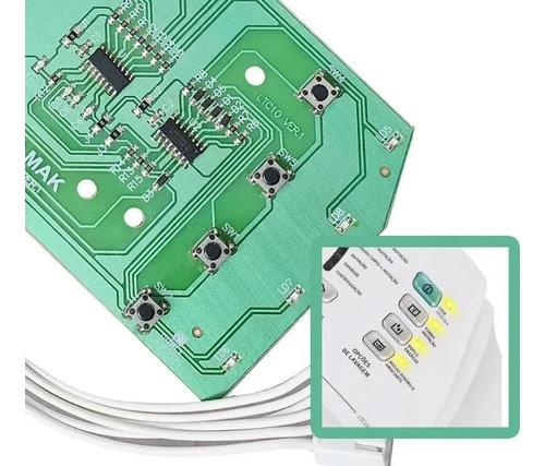 Imagem 1 de 5 de Placa Eletrônica Interface Lavadora Electrolux Lt15f