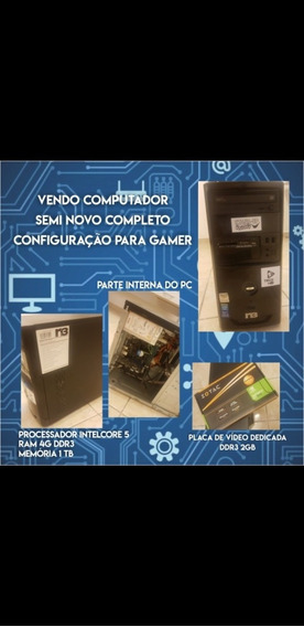 Computador Pc Semi Novo