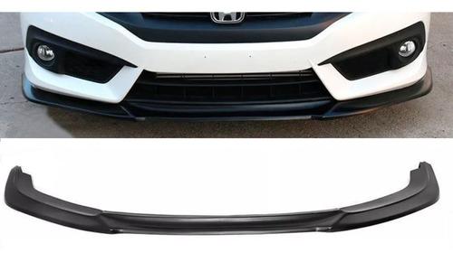 Imagen 1 de 10 de Lip R Bumper Faldón Universal Honda Ibiza Audi Seat Vw