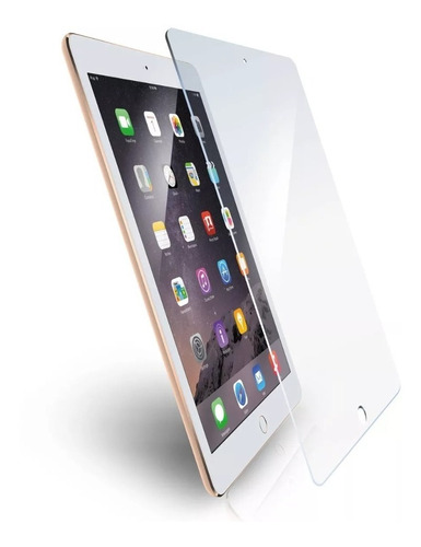 Vidrio Templado De iPad 12.9 Tempered Glass