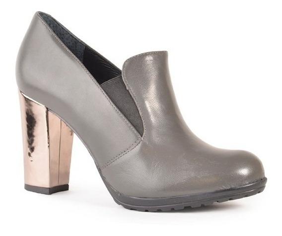 Zapatos Mujer De Cuero Vacuno 6 Cuotas - Magnalio - Ferraro