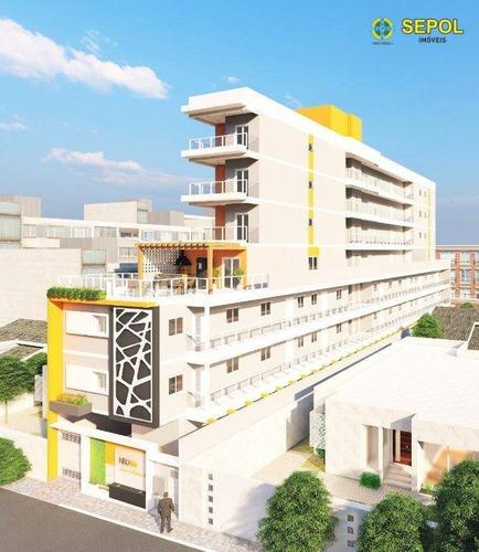 Apartamento Com 2 Dormitórios À Venda, 44 M² Por R$ 215.000,01 - Vila Matilde - São Paulo/sp - Ap0748