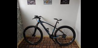 Barbada!!! Bike Toda Shimano Quadro 17 Muito Nova.