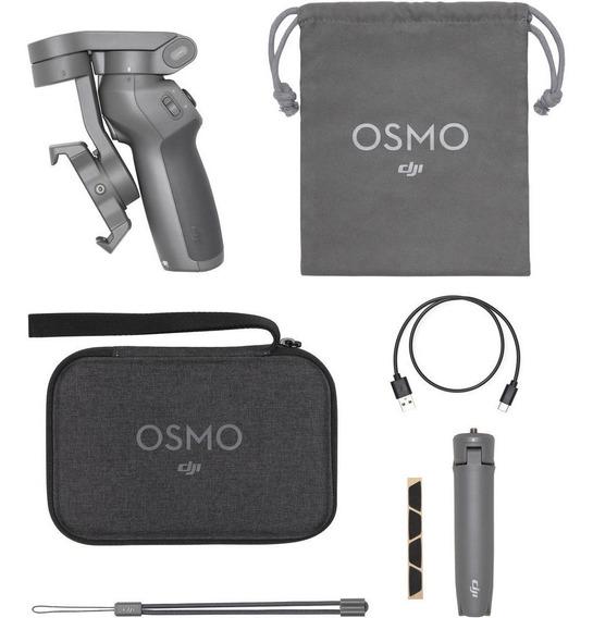 Estabilizador Celular Dji Osmo Mobile 3 Combo Original C/ Nf