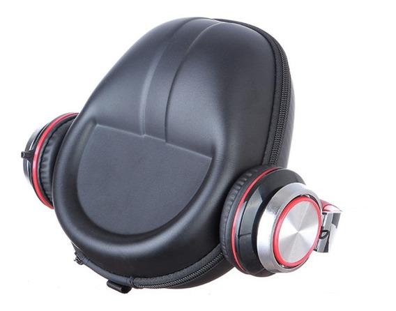 Case Capa Estojo Headphone Headset Capa Dura 23 X 19 X 11 Cm