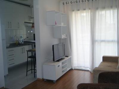 Apartamento Em Tatuapé, São Paulo/sp De 38m² 1 Quartos À Venda Por R$ 377.000,00 - Ap234276
