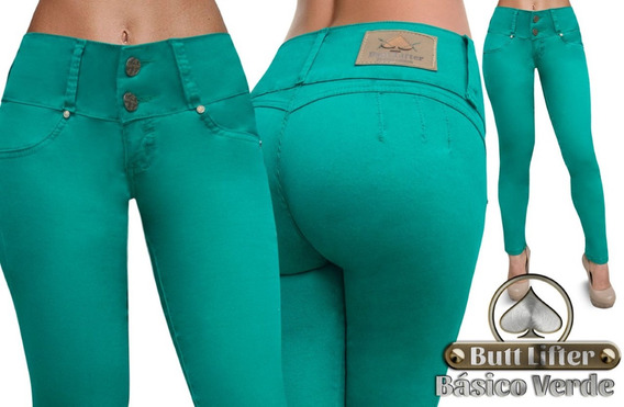 Shaaxjeans Colores!! Push Up Diseño Colombiano (fabricantes)