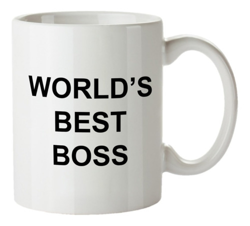 Mug Wolrd Best Boss Michael Scott The Office
