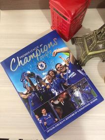 Livro Chelsea Premier League Champions