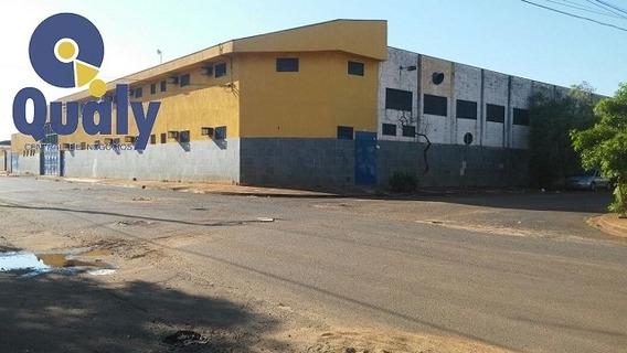 Comercial Para Venda, 0 Dormitórios, Joquei - Ribeirão Preto - 1239