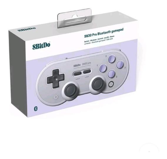 8bitdo Sn30 Pro Gb,bluetooth 8bitdo Para Nintendo Switch