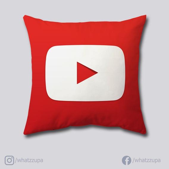 Almohadas Redes Sociales Youtube Facebook Instagram Souvenir