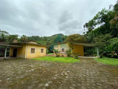 Imagem 1 de 9 de Casa Para Venda Em Ubatuba, Perequê Mirim - 1373_2-1195101