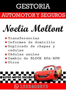 Gestoria Del Automotor Y Moto