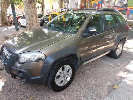 Fiat Palio 1.8 Adventure Locker