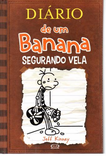 Diario De Um Banana - Segurando Vela - Bonellihq Cx295 E18