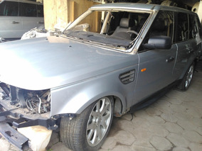 Sucata Para Retirada De Peças Range Rover Sport 2008