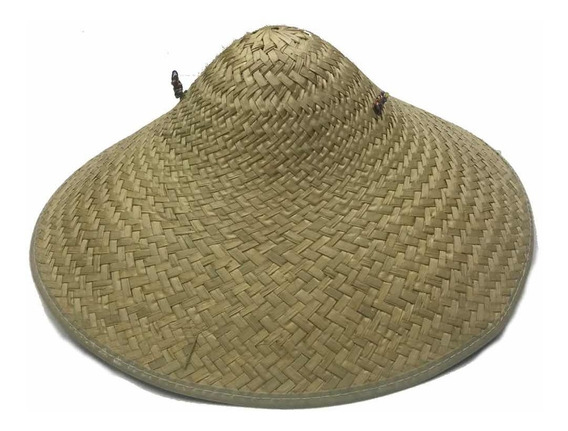 Sombrero Chino, Oriental, Arrocero. 2 Piezas Por $140