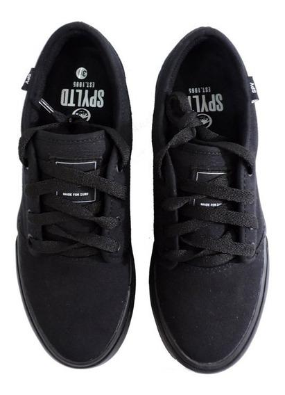 Zapatillas Spy Limited Gregor Full Black