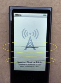 iPod Nano 16gb 7 Geração Chumbo Usado (linha Lcd) Leia Wf0gv