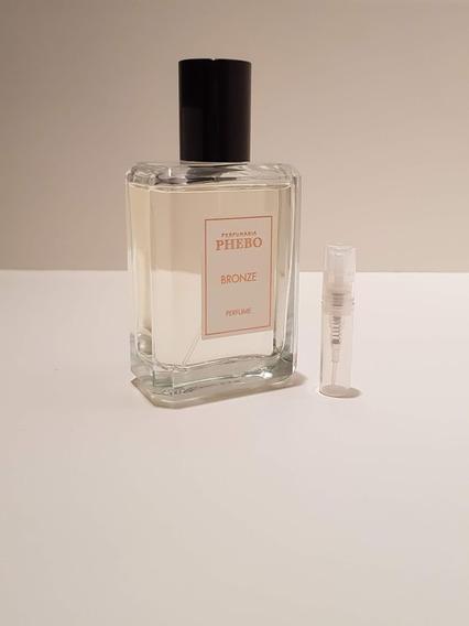 Perfume Phebo Bronze Edp Amostra 2ml