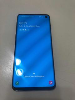 Celular Samsung S10 De 128gb Expandible!