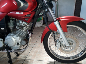 Yamaha Ybr 125 Completa