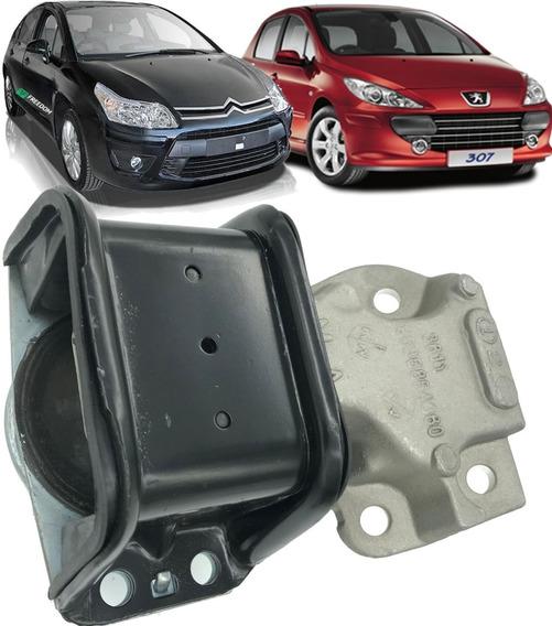 Calço Coxim Lado Direito Hidraulico Peugeot 307 C4 1.6 16v
