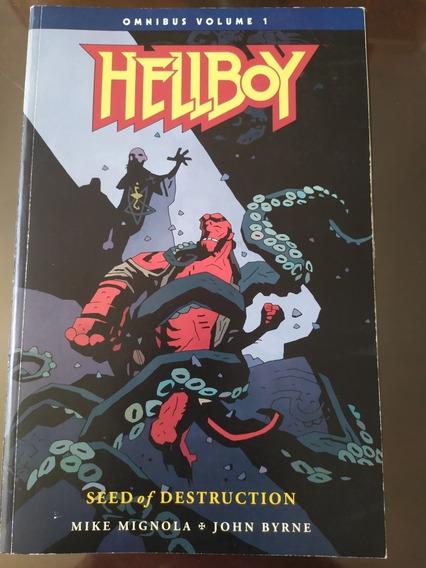 Hellboy Omnibus - Importado Completo