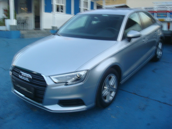 Audi A3 1.4 Tfsi Sedan Attraction 16 V 4 P Flex Tip 2018