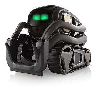 Robot Vector De Anki, Un Robot Domestico Que Se Reune Y Ayud