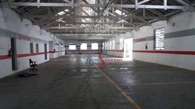 Galpão Industrial Para Locação, Alto Da Mooca, São Paulo. - Ga0240