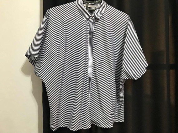 Camisa Zara A Rayas
