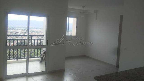 Excelente Apartamento Com 2 Dormitórios E 1 Suite Em Taubaté - A60109