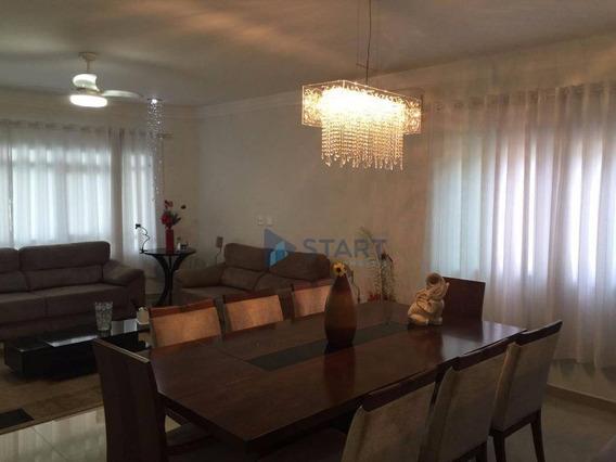 Casa Residencial À Venda, Canto Do Forte, Praia Grande. - Ca0321