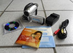 Filmadora Sony Dcr-dvd103 - Grava Em Dvd - Made In Japan